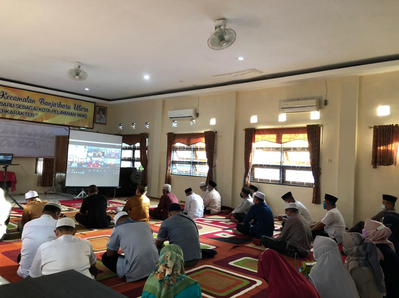 Kecamatan Banjarbaru Utara Melaksanakan Kegiatan Puncak Hari Jadi Banjarbaru ke 22